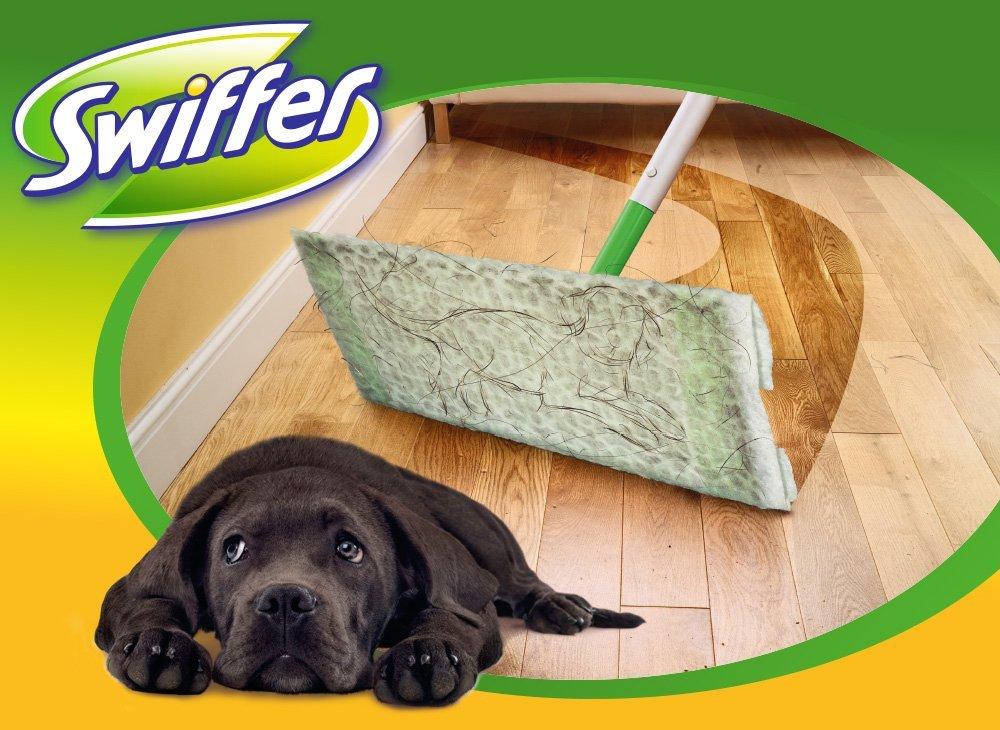 Swiffer Komplett-Reinigungssystem im Vergleich